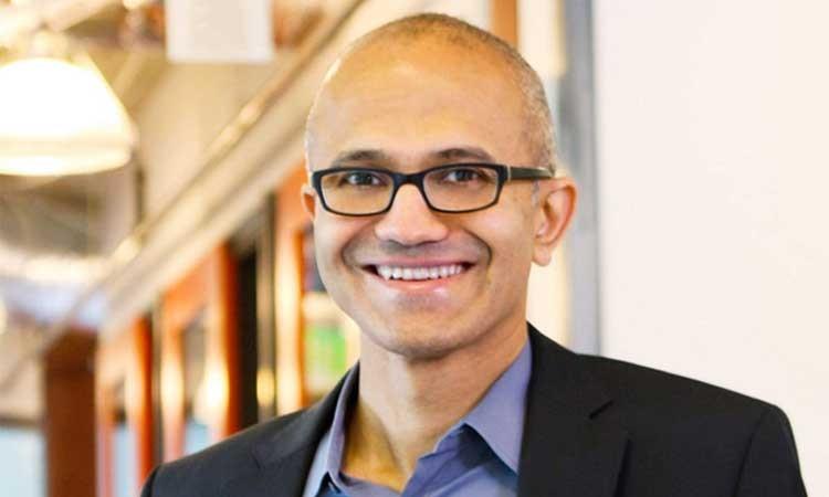 Satya Nadella- Microsoft