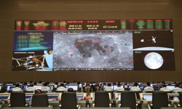 China's Chang'e-5