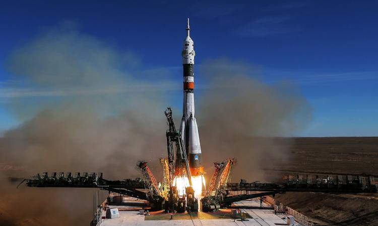 Launch of Soyuz rocket rescheduled due to bad weather