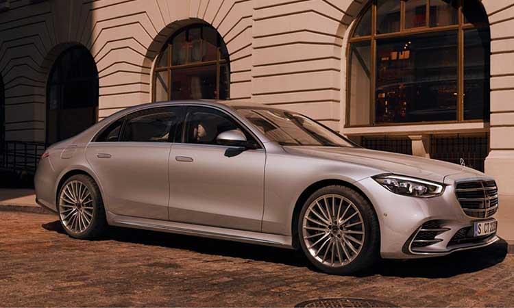 Mercedes-Benz-S Class-W223
