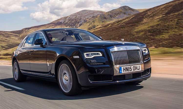 Rolls Royce-Ghost-BMW-Luxury Car