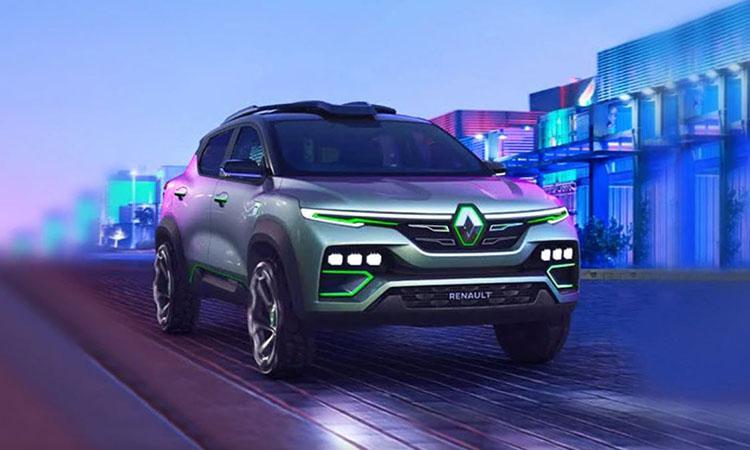 Renault-Kiger-Concept Car