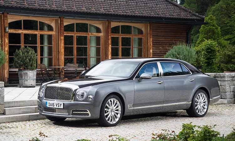 Automobile-Bentley-Mulsanne-British
