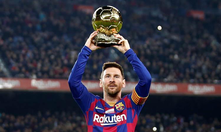Lionel Messi-FC Barcelona-Pele-Pedri