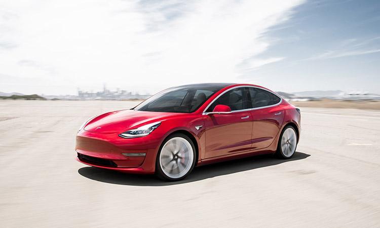 Tesla-Model 3-Model Y-Elon Musk-India