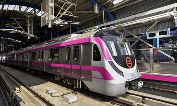 Delhi Metro-driverless metro-PM Modi-Delhi