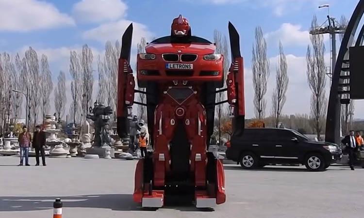 BMW, 3 series, Transformer, Letrons