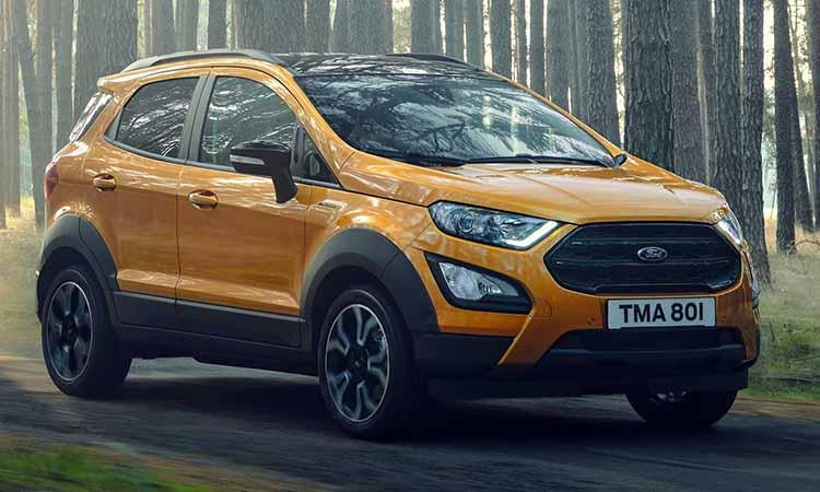 Ford-EcoSport-2021-launch date-Price