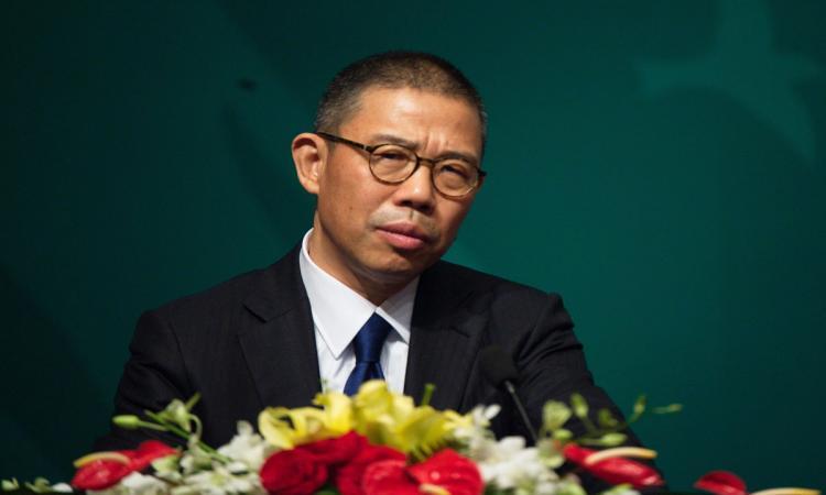 Zhong Shanshan