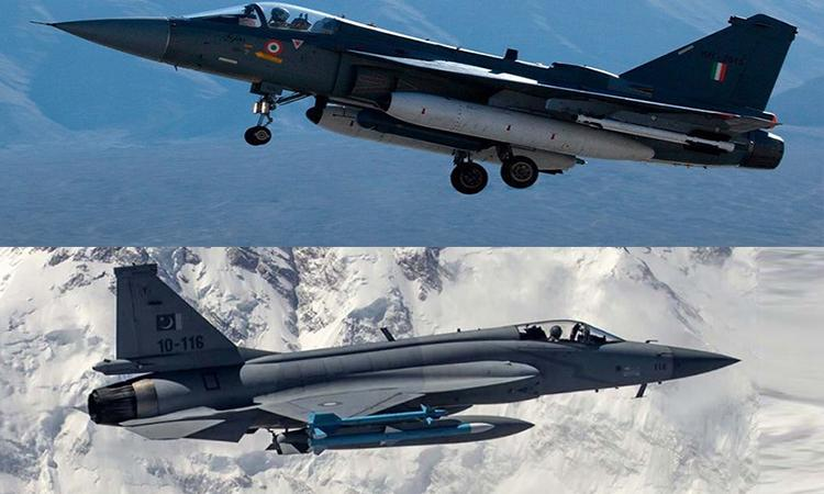 Tejas vs JF-17