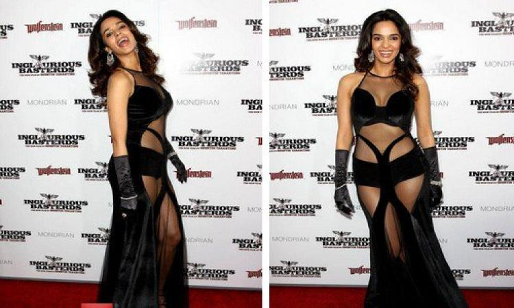 Most disastrous red carpet looks of Indian actresses