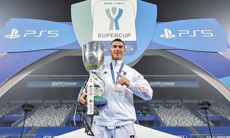 Cristiano Ronaldo-Football-Top goal scorer