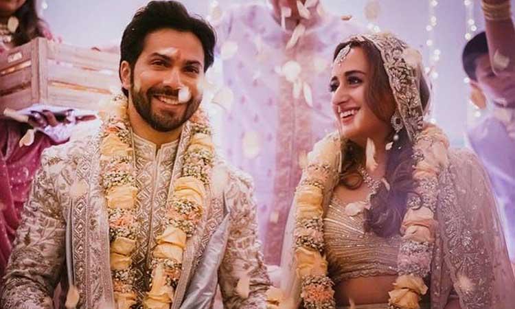 Bollywood-Varun Dhawan-Wedding-Natasha Dalal