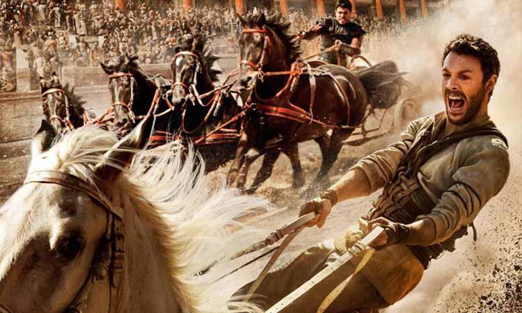 hollywood movies-Ben-Hur-The-godfather
