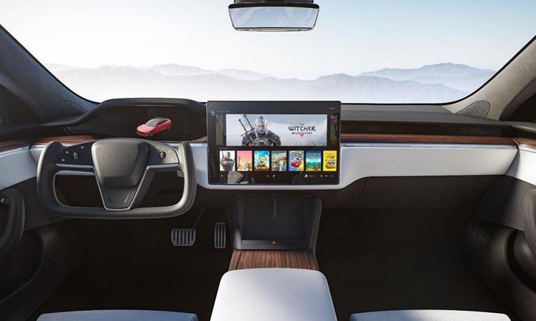 Tesla-Model S-Sedan-Elon Musk