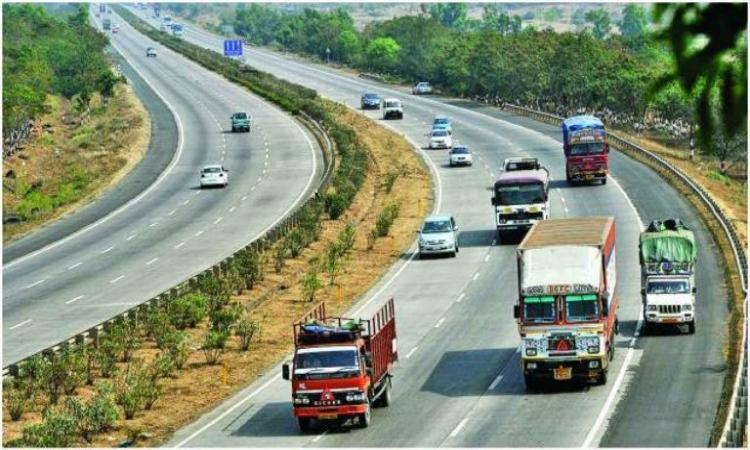Road infrastructure in India