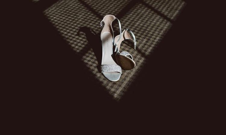 The perfect pair of shoes for brides-to-be