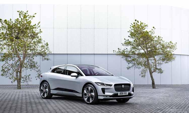 Jaguar-Automobile-Jaguar IPACE-ESUV-Electric Car