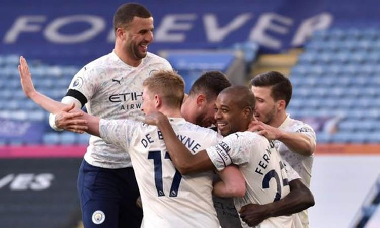 Manchester City-Liverpool-Arsenal-Football-English Premier League