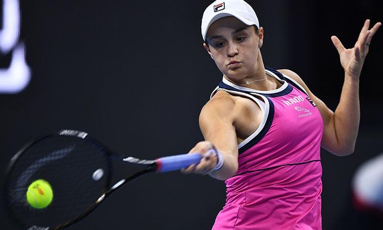 Miami Open-Ashleigh Barty-Australia-Bianca Andreescu