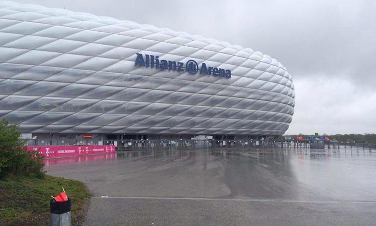 Football-Euro Cup-Munich, 220