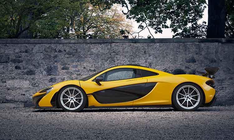 Expensive Cars-McLaren-Super car-P1