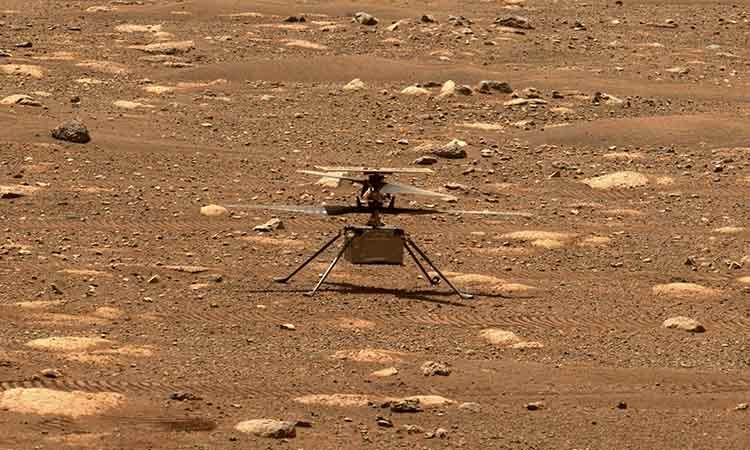 NASA-Mars-Helicopter-Science