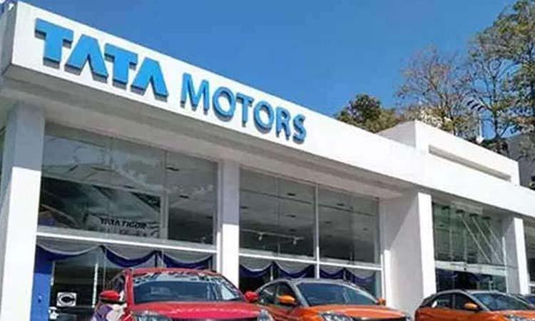 Tata Motors-Global wholesale zooms-Jaguar Land Rover