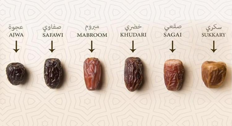 Dates for the holy month of Ramadan