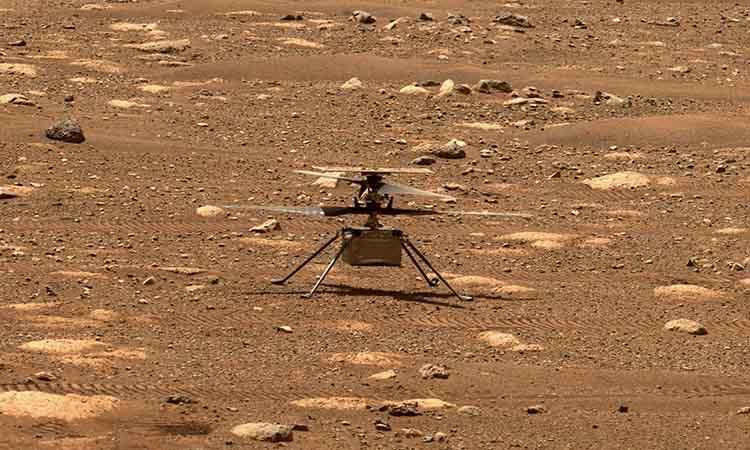NASA-Mars-Helicopter