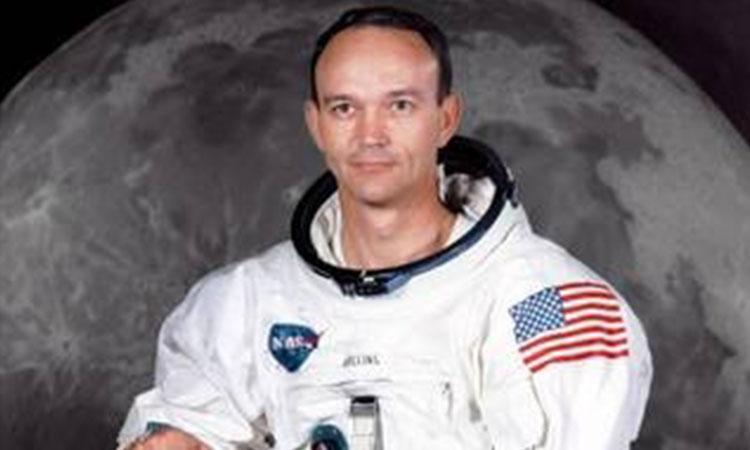 NASA-Michael Collins-Apollo 11