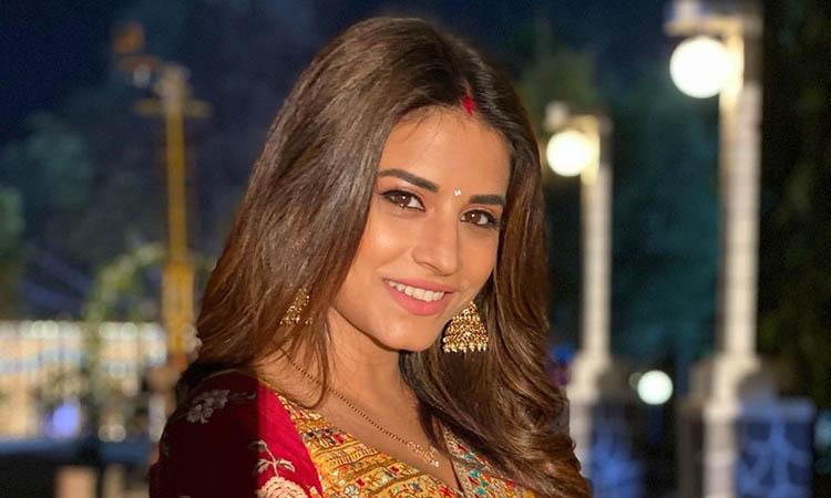 TV Actress-Bhumika Gurang