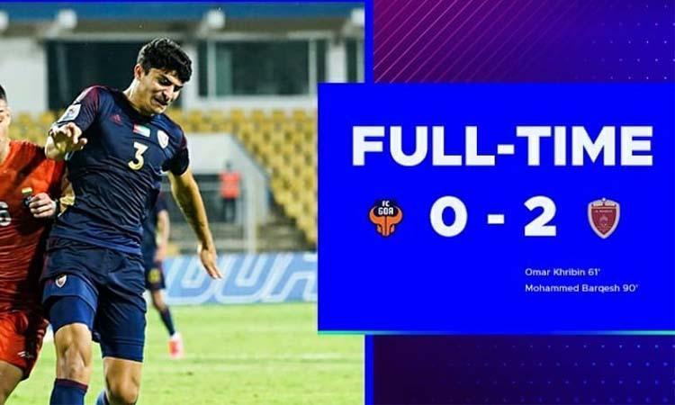 AFC Championship-FC Goa-Al Wahda
