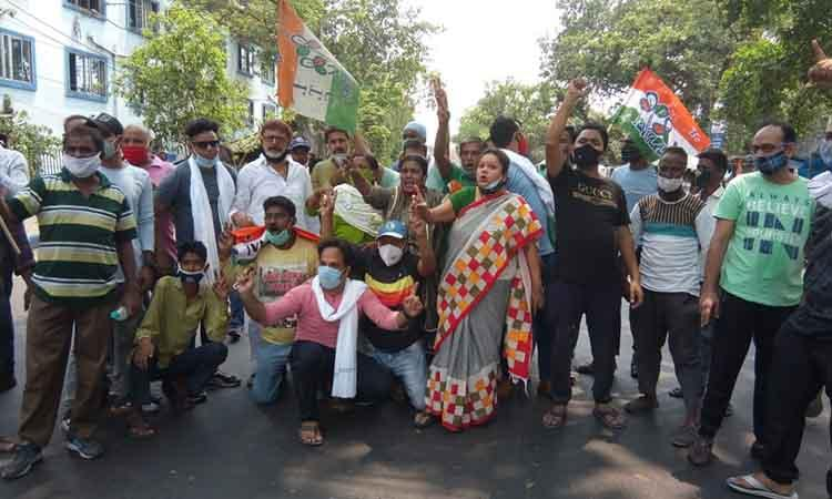 West Bengal Assembly Elections-BJP-TMC-Election result