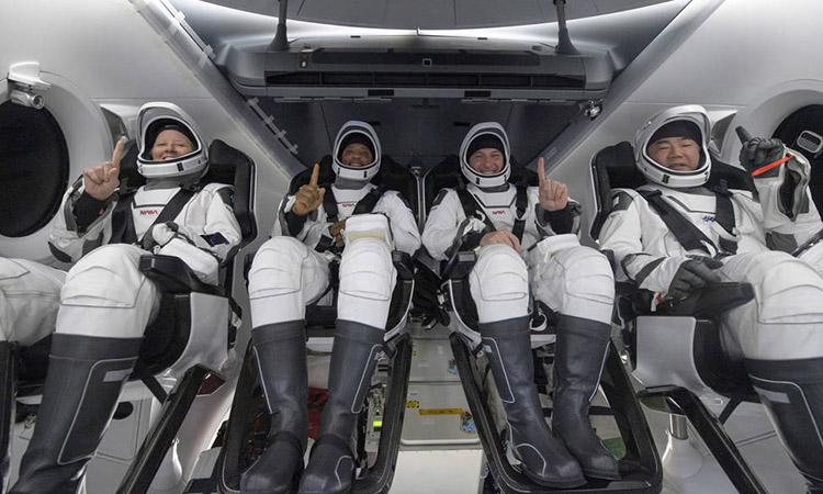 Space X, Nasa, Space X with Nasa, SpaceX-NASA crew-1 astronaut, SpaceX-NASA crew-1 astronauts return safely, Space Station, Nasa project