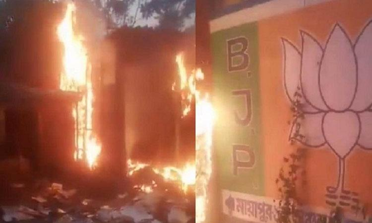 West Bengal-Violence-Assembly elections-BJP-TMC-West Bengal violence