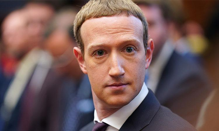 Facebook-CEO-Mark Zuckerberg