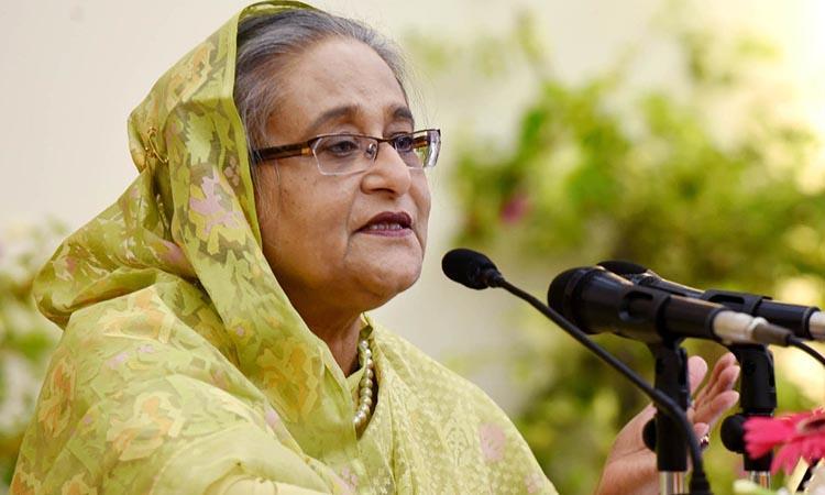 Bangladesh-Prime Minister-Sheikh Hasina