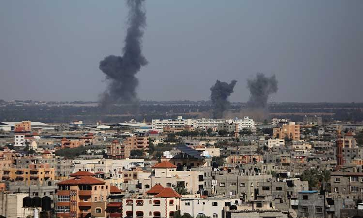 Israel-Palestine-Hamas exchange attacks amid surging tensions