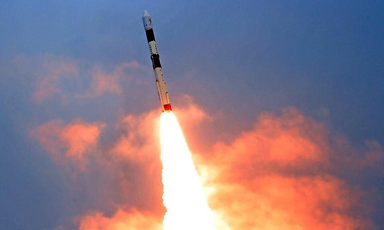 India, ISRO, Indian space station, Indian satelite, India's Geo Imaging Satellite, GISAT-1 launch