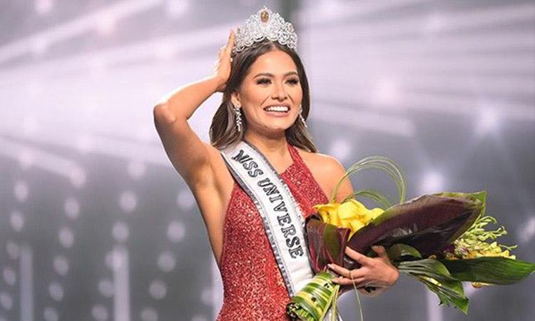 Miss Universe 2021, Ramp queen,  Adline castelino, Miss Universe winners, Adline Castelino pictures, Miss Universe 2020: Andrea Meza of Mexico wins the crown, Andrea Maze pictures, Andrea Maze Miss Mexico, Andrea Meza family
