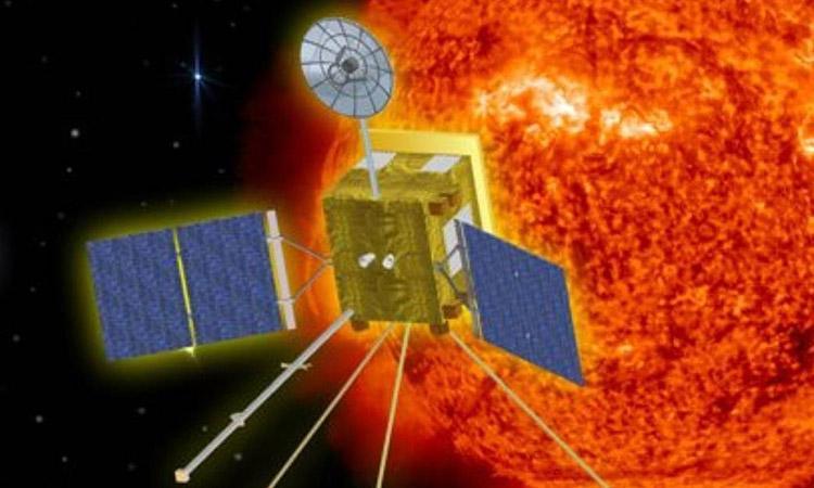NASA, NASA spacecraft, NASA project, NASA space station, NASA rocket, NASA-ESA Sun-watching spacecraft captures first solar eruption