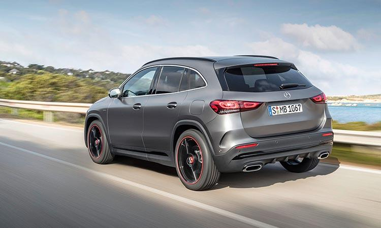 2021 Mercedes-Benz GLA: German automaker launches its affordable SUV in India at Rs 42.10 lakh