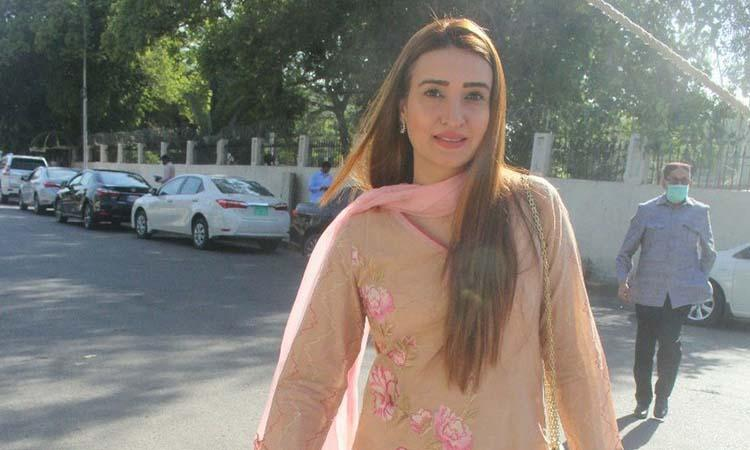 Bushra Anjum Butt-Pakistan