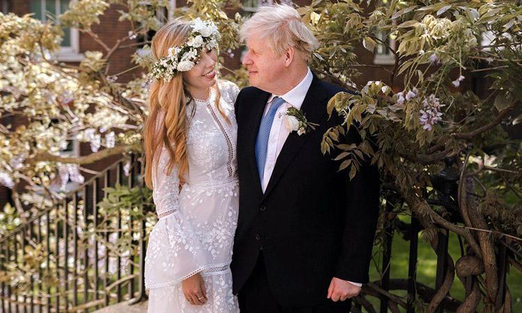 United Kingdom, UK PM Boris Johnson, UK PM Boris Johnson Weds Carrie Symonds: Top 10 adorable pics of power couple