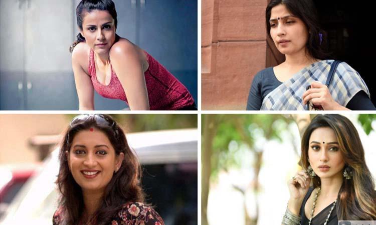 Indian women politicians