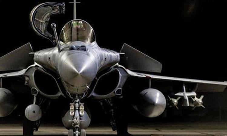 Top 10 frontline military aircraft of India