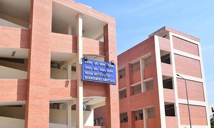 IIM-Amritsar starts Executive MBA program