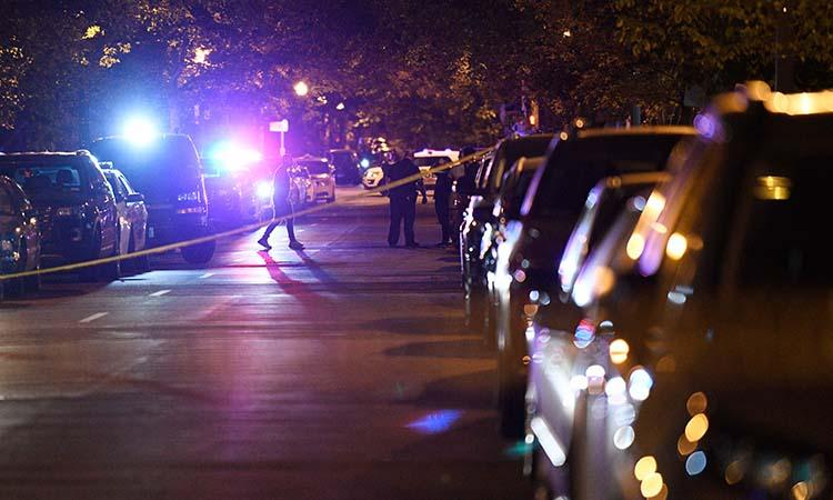 3 dead in US graduation party shooting