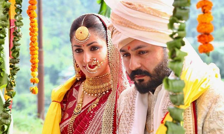 Bollywood, Yami Gautam, Yami Gautam marraige, Yami Gautam married, Yami Gautam ties the knot with 'Uri' director Aditya Dhar